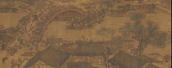 艺术史话 | 仇英本清明上河图不是张择端的重复 背后藏了什么